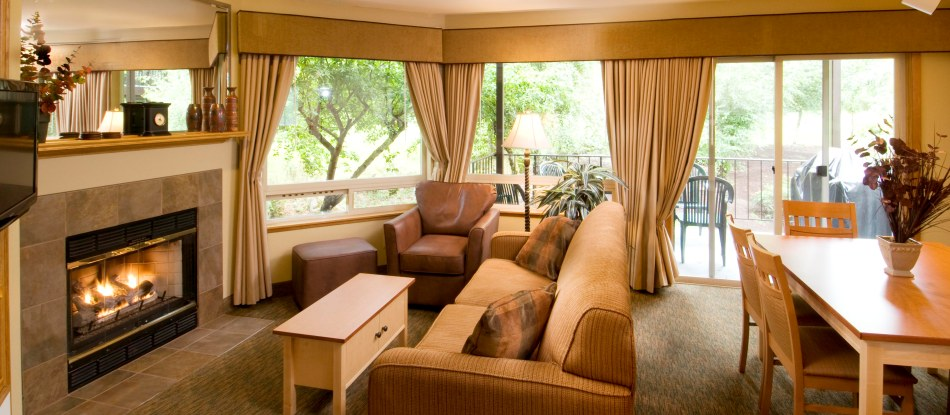 Whispering Woods Resort offers luxurious accommodations in a tranquil setting