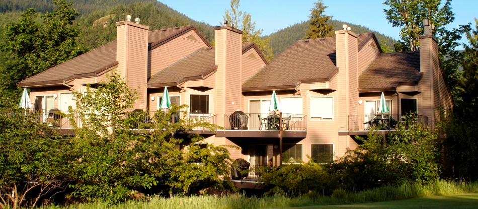 Whispering woods resort mt hood rentals oregon for Whispering woods cabins