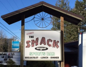 The Shack Restaurant - Welches, Oregon