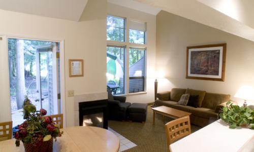 Whispering Woods Resort 2 Bedroom Townhouse